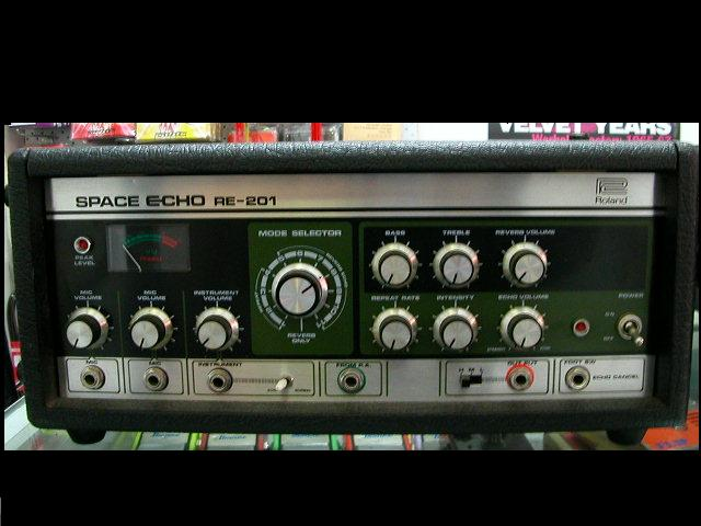 ~SOLD~ Roland RE 201 Space Echo