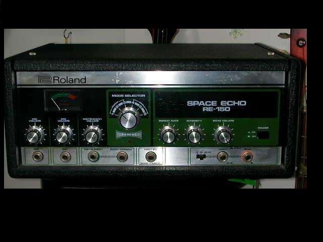 ~SOLD~Roland RE150 Space Echo
