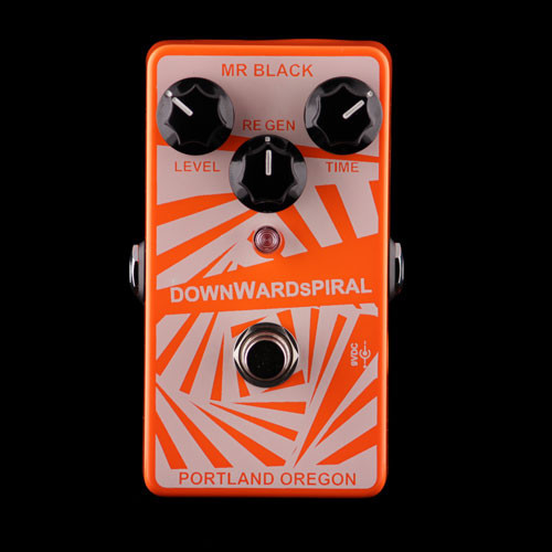 Mr Black Downward Spiral Delay
