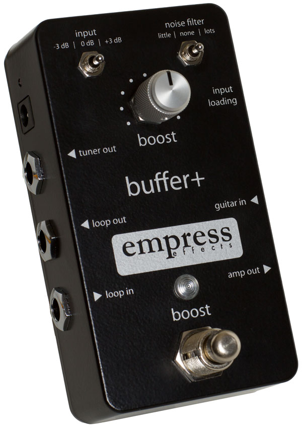 Empress Effects Buffer + . Boost