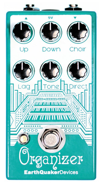 Earthquaker Devices Organiser