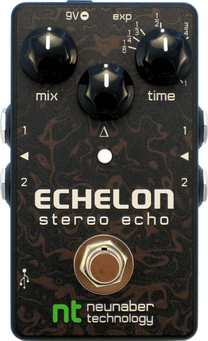 Neunaber Technology Echelon Delay
