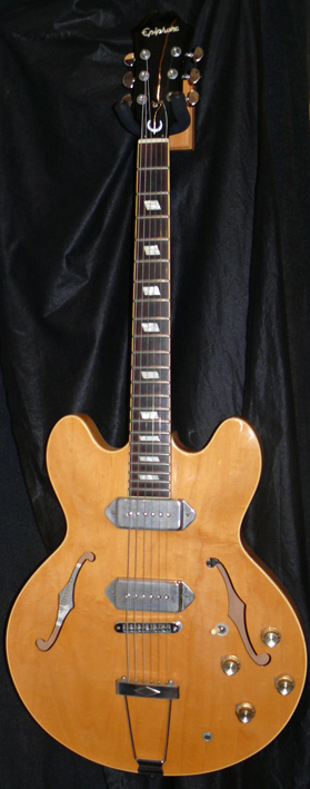 Epiphone Japan Elite Series Casino