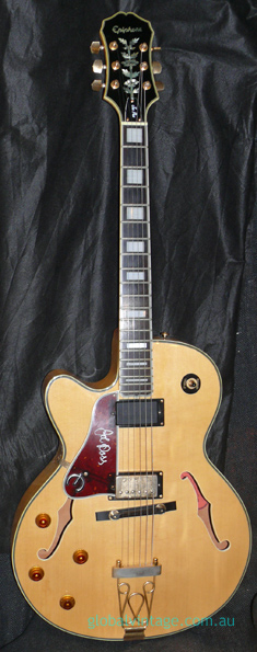 Epiphone Korea Joe Pass Emperor LEFT HANDED Lefty