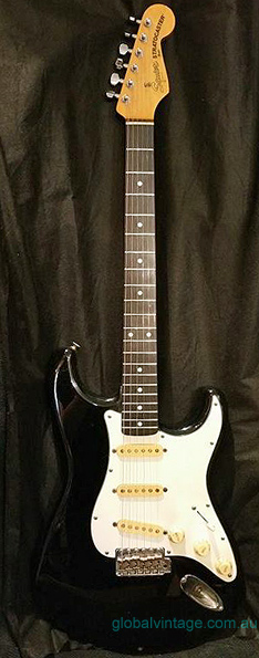 Fender Japan E series Squier Stratocaster
