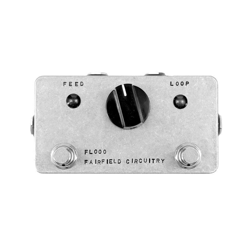 Fairfield Circuitry Operator!? Feedback/looper