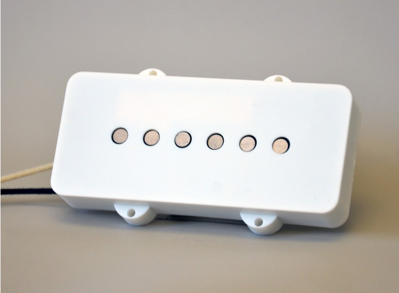 Lindy Fralin Jazzmaster replacement pickup set