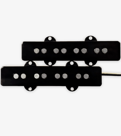 Lindy Fralin Jazz Bass Vintage Wind pickup set