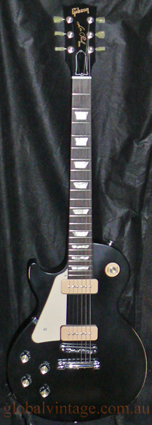 ~SOLD~Gibson U.S.A. Worn `60's Tribute Les Paul Studio -Left han