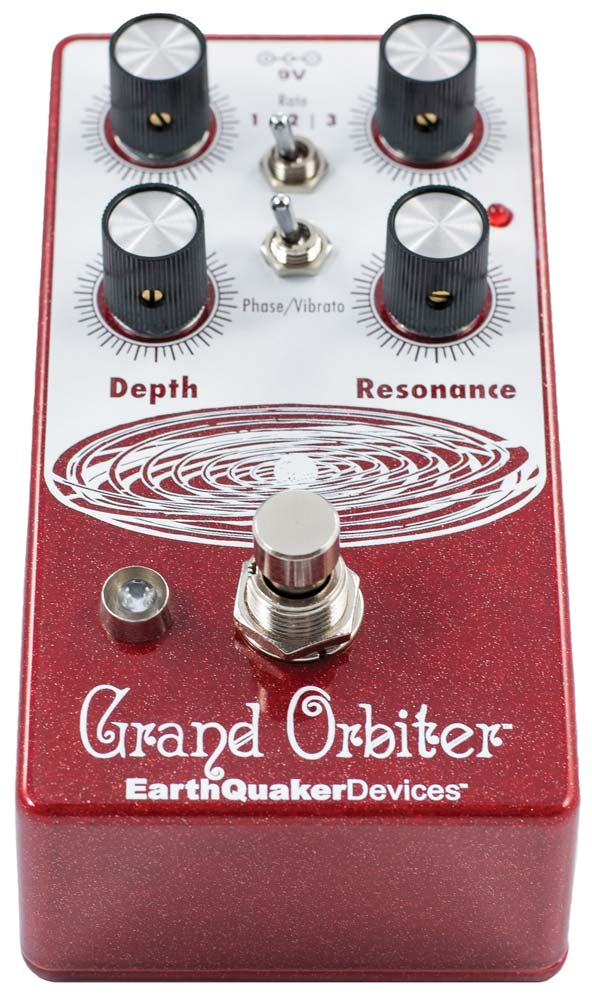 Earthquaker Devices Grand Orbiter V3 Phaser