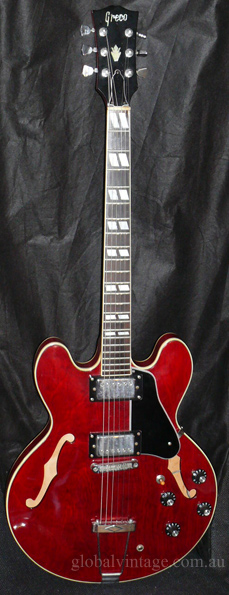 "~SOLD~Greco Japan ES-345 Mono type ""Genco"" era"