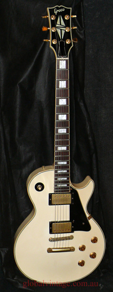 ~HOLD~Greco Japan `90 Les Paul Custom type