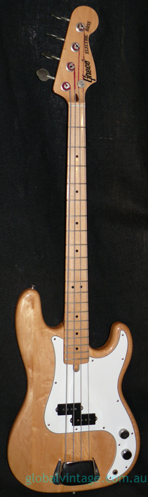 Greco Japan Electric Bass