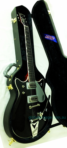 ~HOLD~GRETSCH Japan `13 G6128T-1962 Duo jet