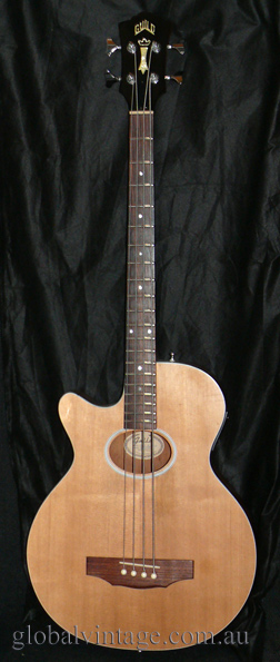 Guild U.S.A. B4CE LEFTY Left handed
