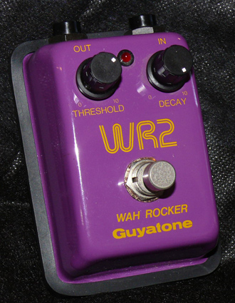 ~SOLD~Guyatone WR-2 Wah Rocker