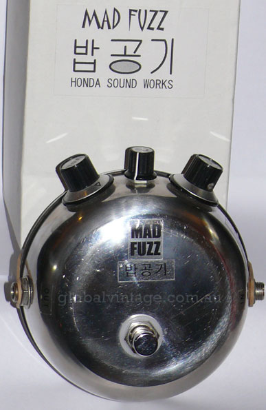 Honda Sound Works HSW Japan Mad Fuzz
