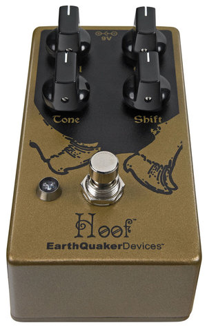 EarthQuaker Devices Hoof Fuzz