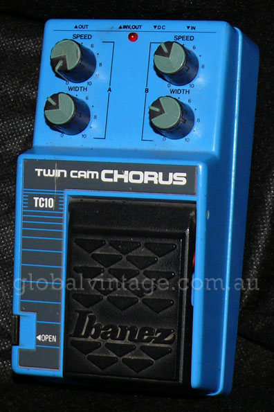 Ibanez Japan TC-10 Twin Cam Chorus