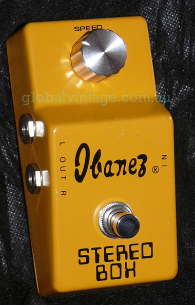 "Ibanez Japan Stereo Box Panner ""first series"""