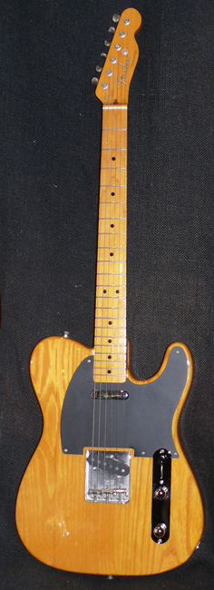 Fender Japan JD13 `52 Telecaster Reissue