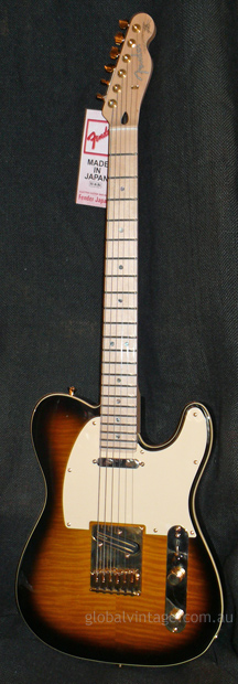 Fender Japan JD14 Richie Kotzen Signature Telecaster