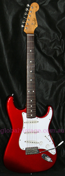 ~SOLD~ Fender Japan JV series `62 Strat reissue