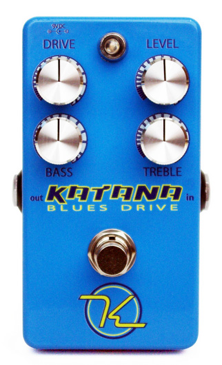 Keeley Electronics Katana Blues Driver