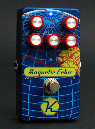 KeeleyElectronics Magnetic Echo