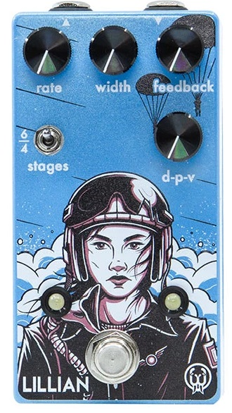 Walrus Audio Lillian Analogue Phaser