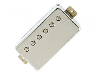 Lollar Imperial Humbucking SET, nickel covers