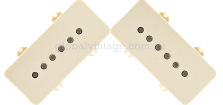 Lollar Jazzmaster pickup SET