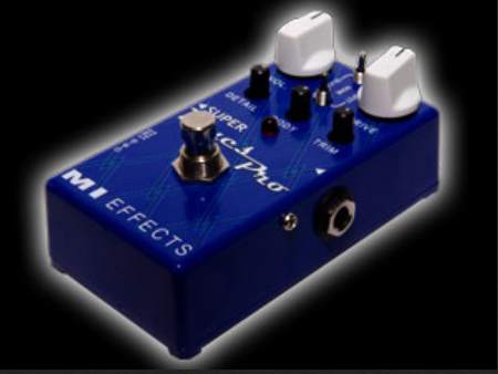 MI Audio Super Blues Pro