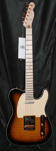 ~HOLD~Fender Japan N.O.S. `14 Ritchie Kotzen Telecaster