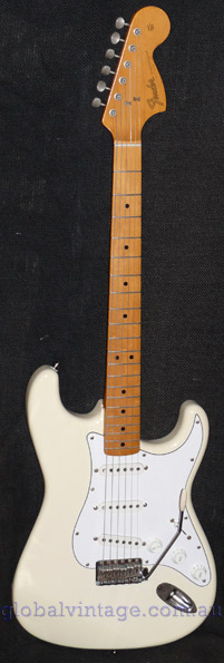"~SOLD~Fender Japan M.I.J. ""Q"" series`67 Stratocaster R.I. ST67"