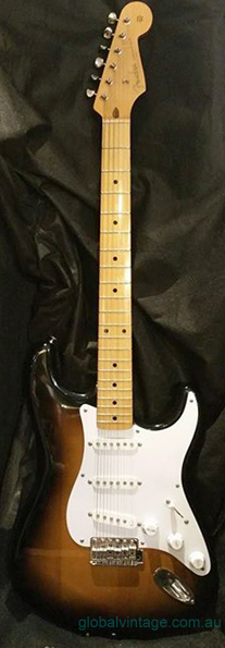 "~SOLD~Fender Japan M.I.J. ""A"" series `57 Stratocaster Reissue"