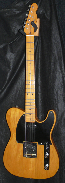 "~SOLD~ Fender Japan M.I.J. ''A"" series `52 Telecaster Reissue"