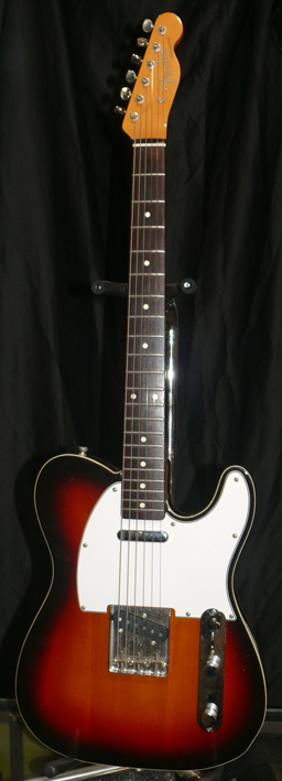 "Fender Japan M.I.J. ""A"" series `62 Telecaster Reissue"