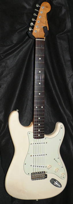 "~SOLD~Fender Japan M.I.J. ''E"" series `62 Stratocaster Reissue"