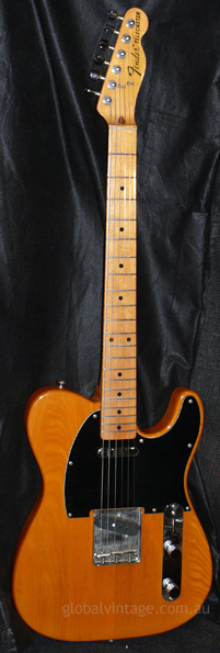 "~SOLD~ Fender Japan MIJ ""E"" series `72 Telecaster R.I."