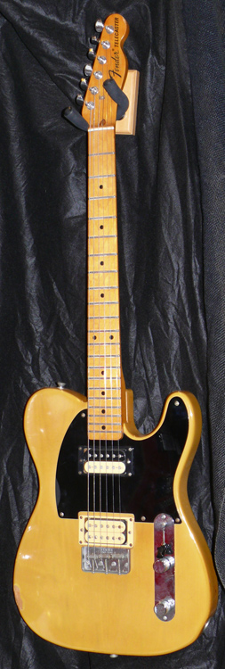 "Fender Japan M.I.J. ""E"" series Order Made Telecaster"
