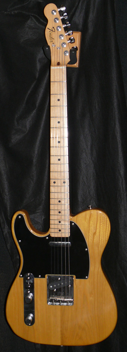 "~SOLD~ Fender Japan M.I.J. ''E"" series `72 Telecaster Reissue Le"