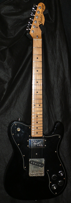 Fender Japan M.I.J. I series `72 Telecaster Custom R.I.