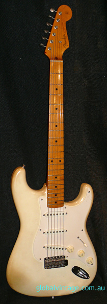 "~SOLD~ Fender Japan M.I.J. ""J"" series `57 Stratocaster Reissue"