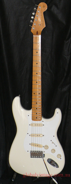 "~SOLD~Fender Japan M.I.J. ""J"" series `57 Stratocaster R.I."