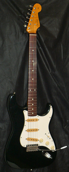 "Fender Japan M.I.J. ""K"" series `62 Stratocaster Reissue"