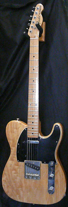 ~SOLD~Fender Japan M.I.J. ''N'' series `72 Telecaster reissue