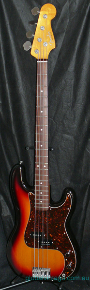 Fender Japan DiMarzio Collection `62 Precision Bass R.I.