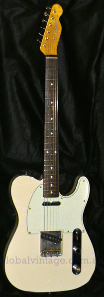 "~SOLD~Fender Japan M.I.J. ""T"" series `62 Custom Telecaster R.I."