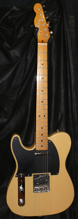 Fender Japan M.I.J. T series `52 Telecaster R.I. Left Handed